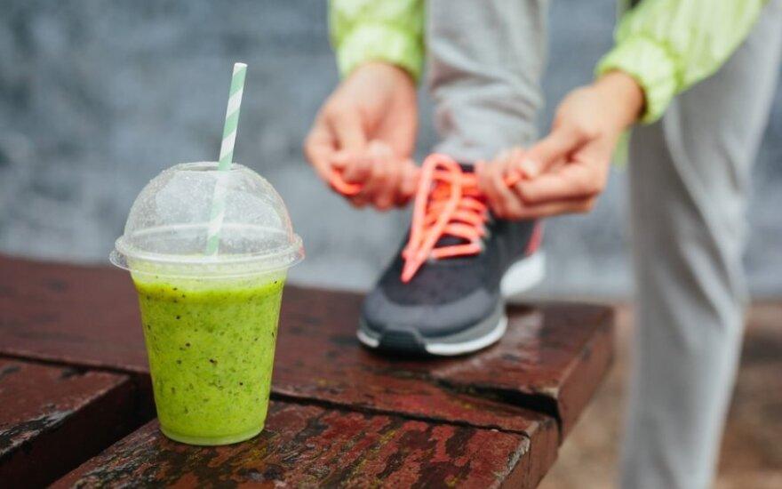 Sveikos mitybos specialistė: 6 mitybos žingsniai sporto entuziastams