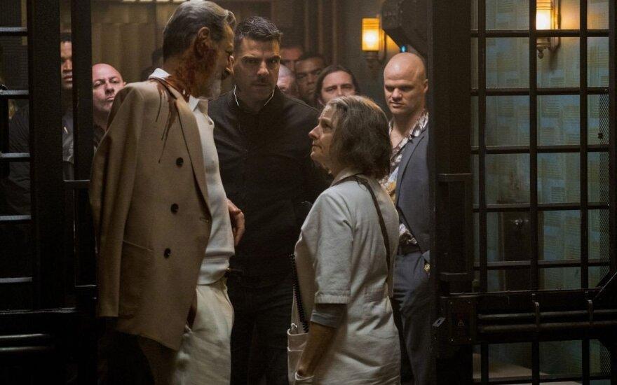 """Filmas """"Artemis: žudikų viešbutis"""""""