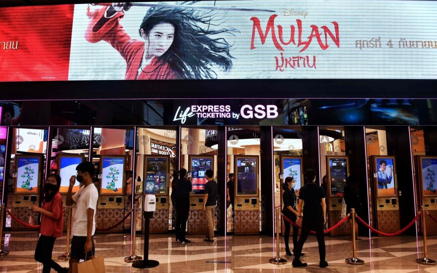 'Mulan' Has a Message: Serve China and Forget About the Uighurs