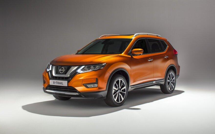 """Modernizuotas """"Nissan X-Trail"""""""
