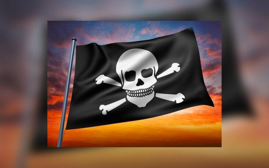 Baltijos jūroje irgi netrūko piratų