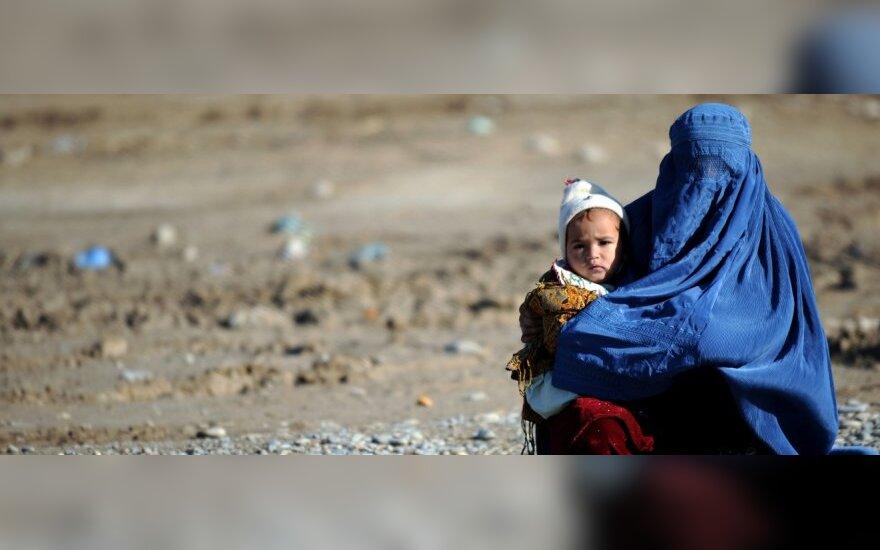 Afganistane dar negreitai įsigalios moteris ginantis įstatymas