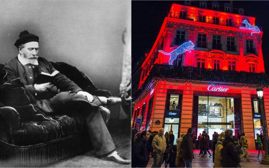 Louisas-François Cartier / Cartier Paryžiuje