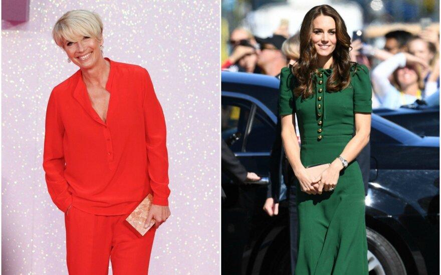 Emma Thompson, Kate Middleton