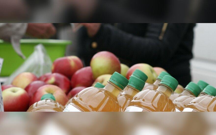 Dietologė: ekologiškas ir neekologiškas maistas skiriasi tik kaina