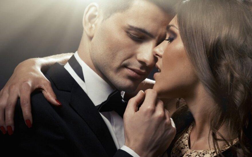 Prieš kokį vyrą neatsispirtų jokia moteris?