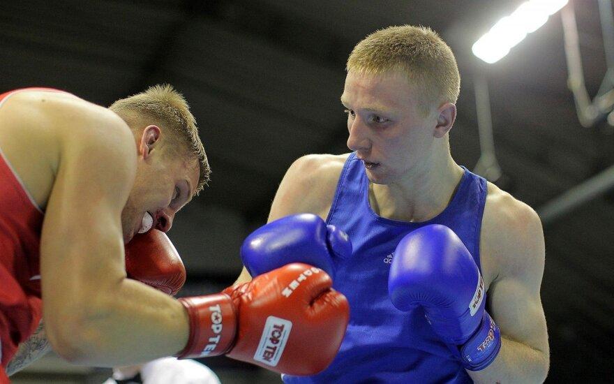 Turnyre Oršoje – trys medaliai Lietuvos boksininkams