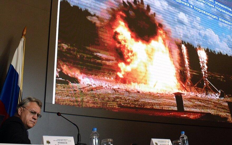 Rusija Nyderlandams perdavė su Malaizijos oro linijų lėktuvo sudužimu susijusius radarų duomenis