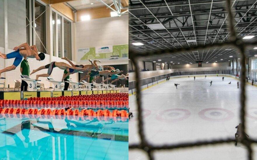 Kaune reorganizuojamos sporto mokyklos: iš dviejų liks viena
