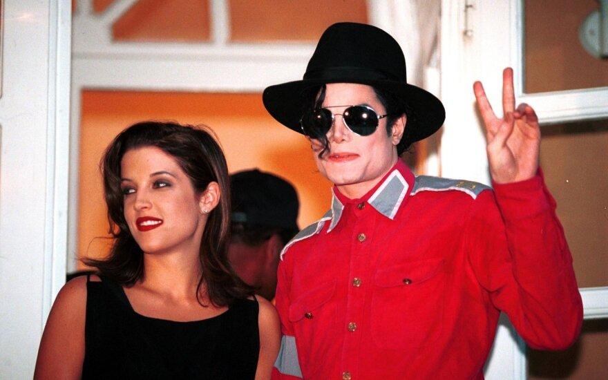Lisa Marie Presley ir Michaelas Jacksonas