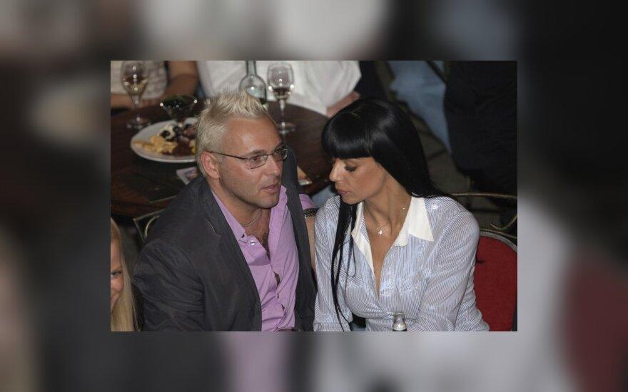 Egmontas Bžeskas ir Atali Mazuch