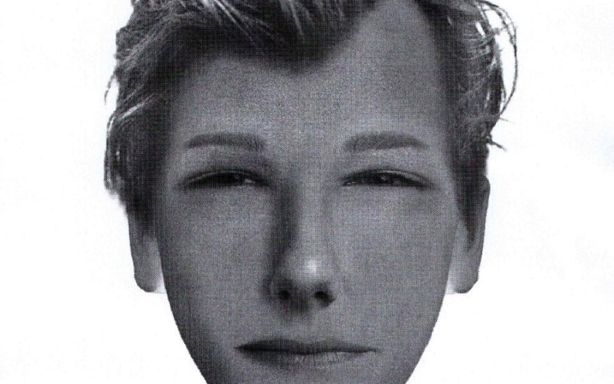 Policija prašo atpažinti įtariamo nusikaltėlio fotorobotą