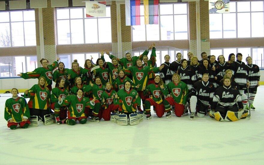 Lietuvos moterų ledo ritulio rinktinė
