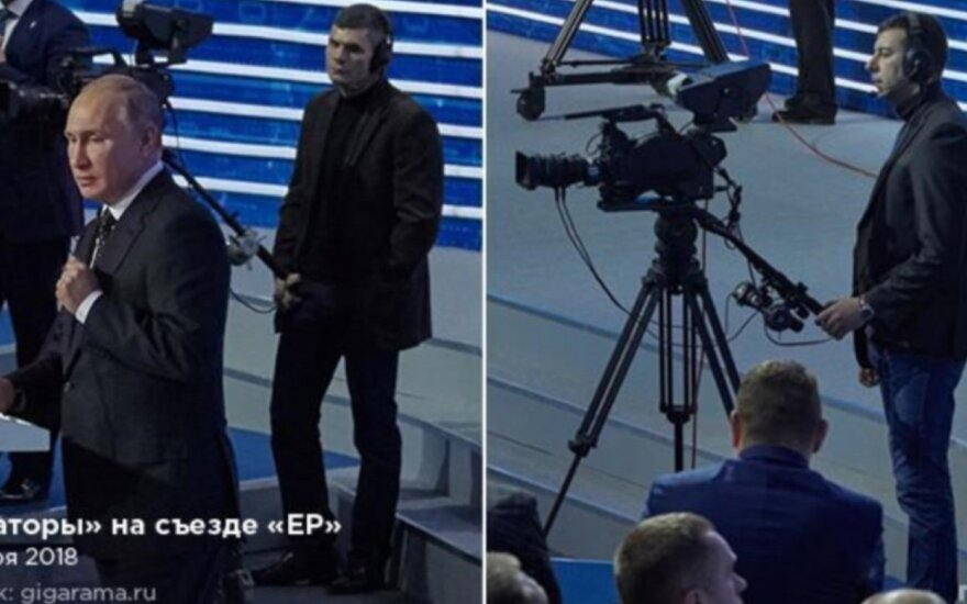 Vladimiras Putinas, Proekt nuotr.