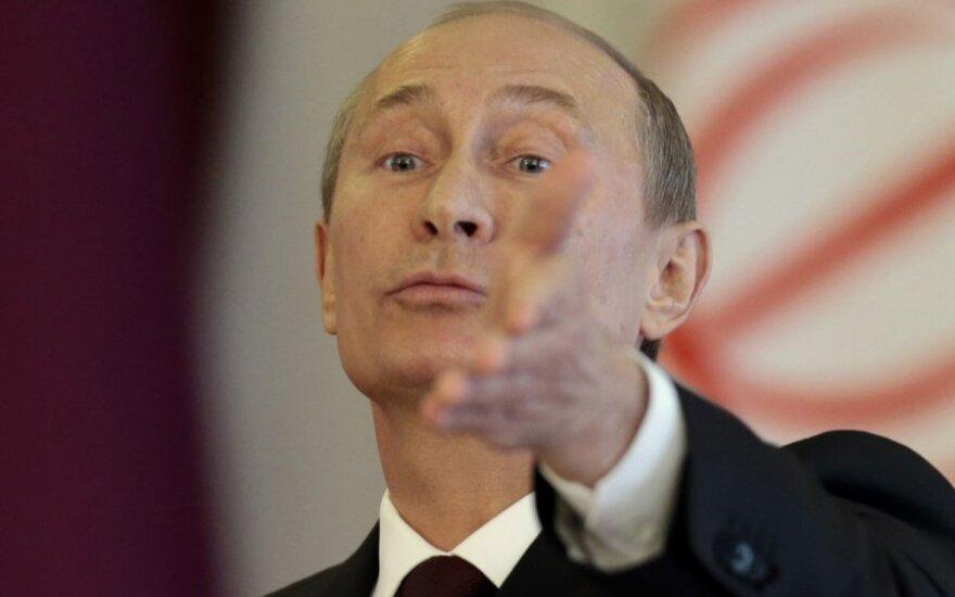 Prasitarė apie naują bausmę Rusijai: turi sulaukti atsako
