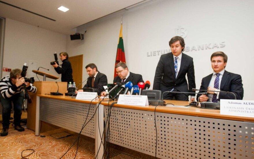 Sprendimas dėl Ūkio banko: pradėti derybas su Šiaulių banku