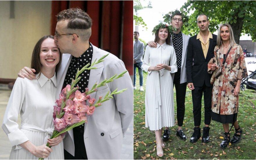 Miglės Tubytės ir Imanto Selenio vestuvės