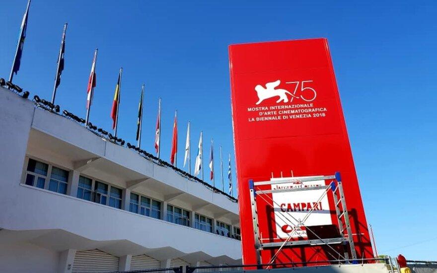 Venecijos kino festivalis rengiasi atidarymui pandemijos sąlygomis