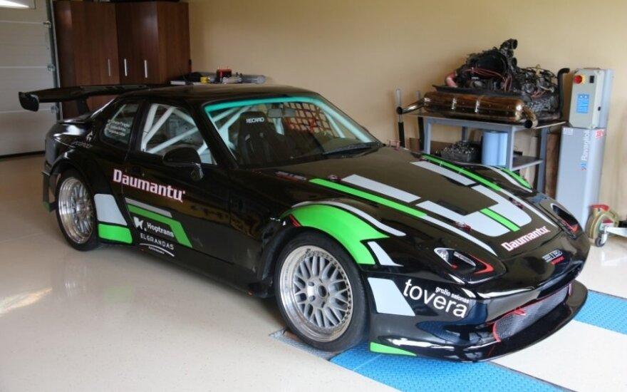 Daumantų-Hoptrans-Toverasport komanda