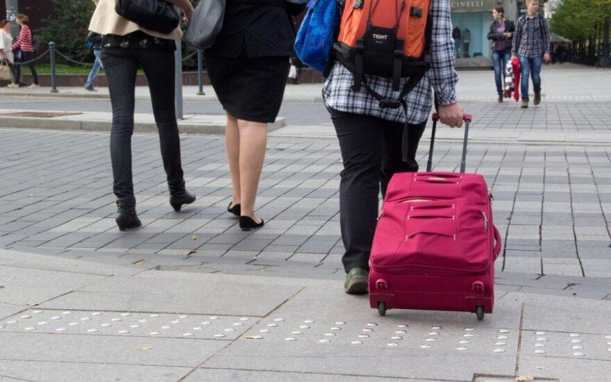 Baigiau geografijos studijas: ar belieka emigruoti?