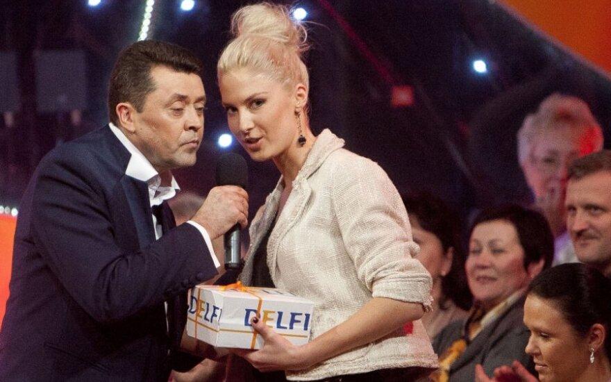 Vytautas Šapranauskas, Kristina Ivanova