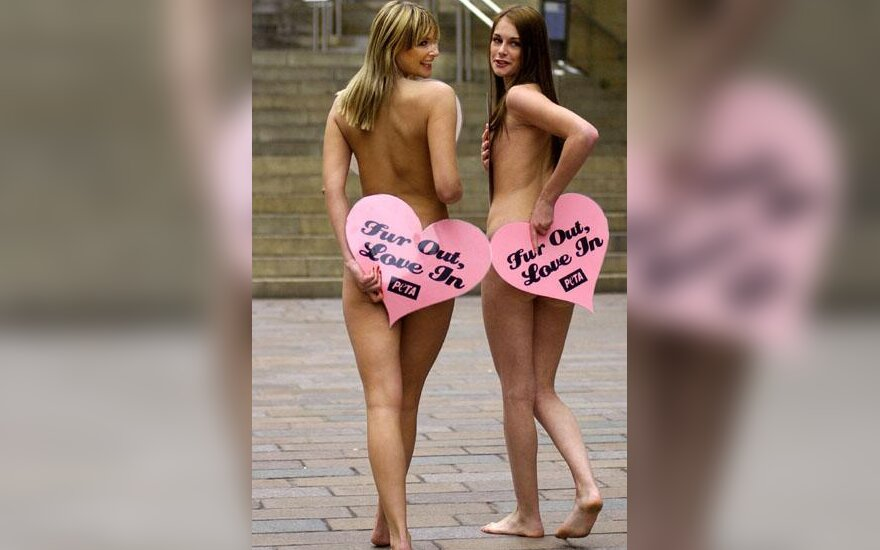 Valentino dienos protestas