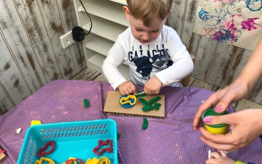 Kad pirmosios vaiko dienos darželyje būtų lengvos
