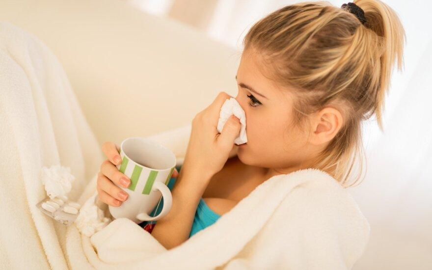 Flu epidemic declared in 9 Lithuanian municipalities