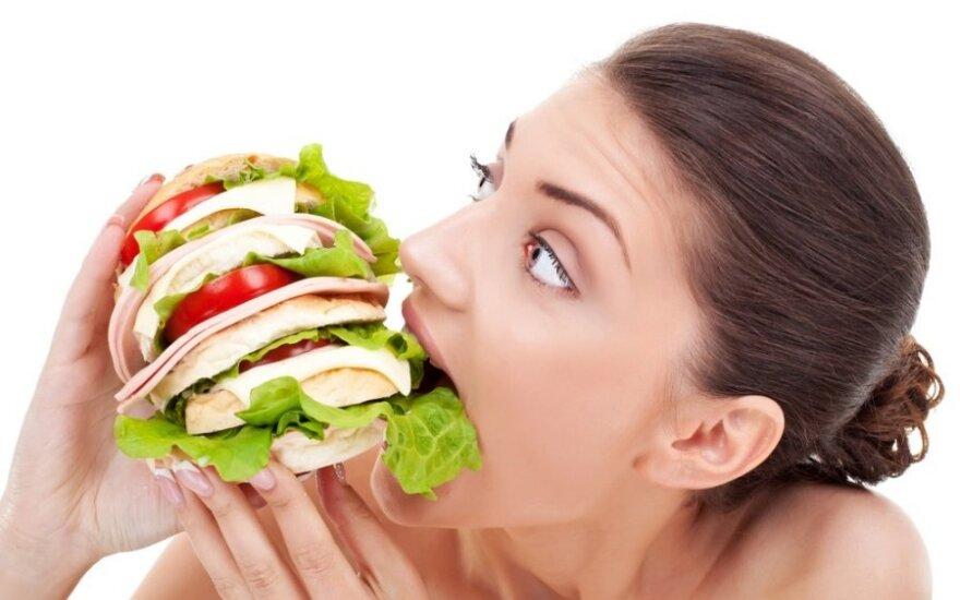 Norite ilgai gyventi - keiskite mitybos įpročius