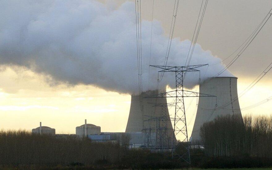 Lietuvos pašonėje – dar viena atominė valstybė