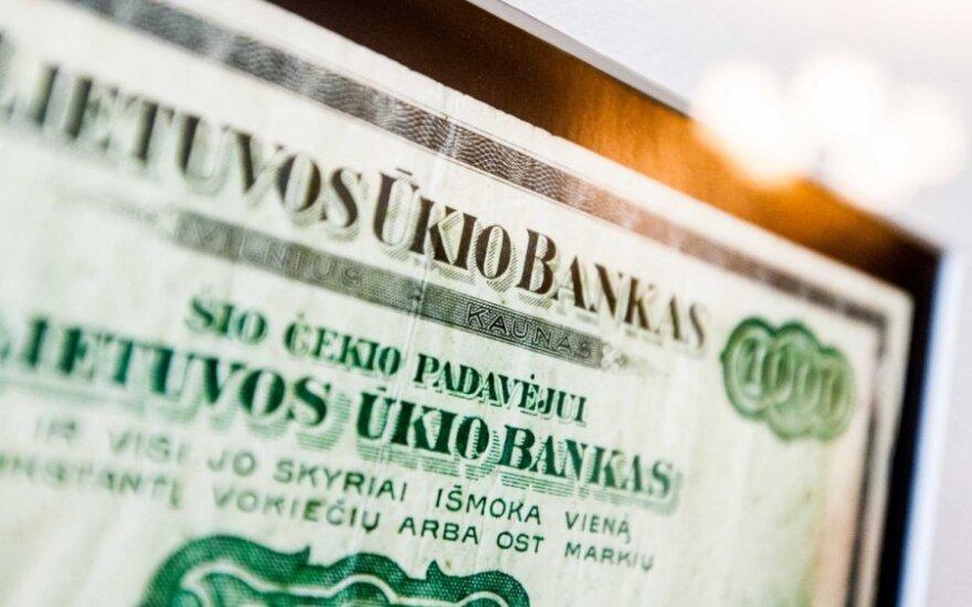 Ūkio banko vadovai pripažino nesupratę, kaip veikia V.Romanovui priklausantis bankas