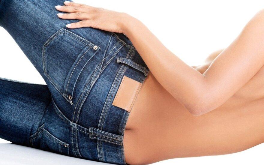 Mitas ar tiesa: kad išliktų kaip nauji, džinsų geriau niekada neskalbti