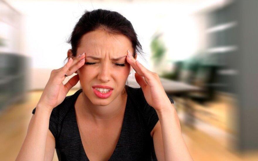 Statistika: kokie dalykai per gyvenimą sukelia didžiausią stresą?