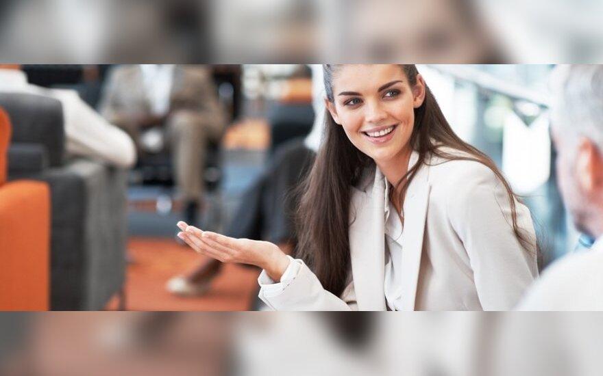 Darbdavių patarimas jaunuoliams: reikia tik norėti, viso kito išmokysime