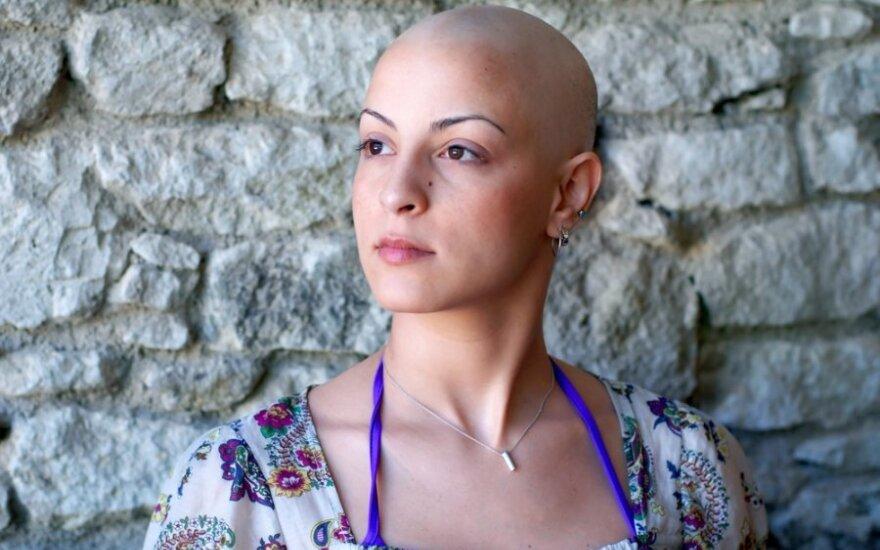 Vėžys neatsiranda per vieną dieną
