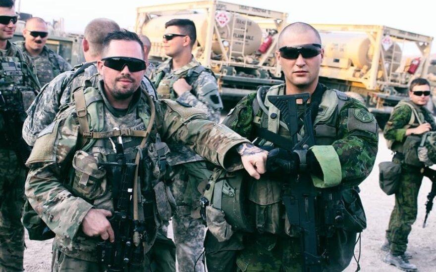 Planuojama Sausumos pajėgų štabo struktūrą priartinti prie JAV kariuomenės divizijos štabo struktūros