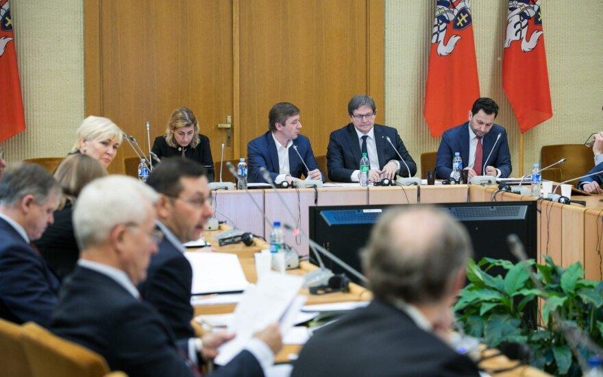 Kultūros komiteto posėdis