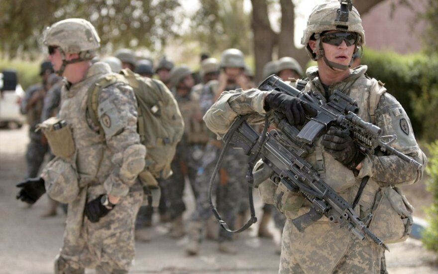 JAV rekordiškai padaugėjo kariškių savižudybių