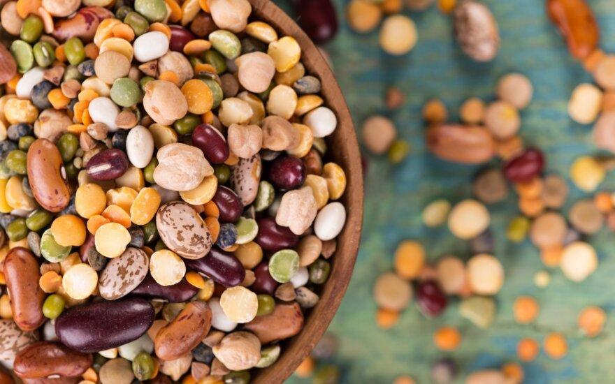 Ankštiniai, grūdai, sėklos ir riešutai: praleisdami šį jų paruošimo etapą smarkiai rizikuojame