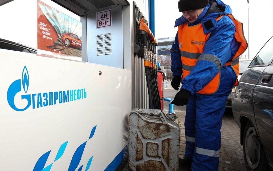"""Teisininkas: sprendimas neskųsti EK sprendimo dėl """"Gazprom"""" – teisingas"""