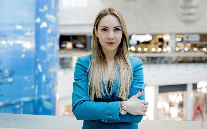 Ieva Goštautaitė-Gedutė. Ar 2018-aisias į prekybos centrus ateis bitkoinai?