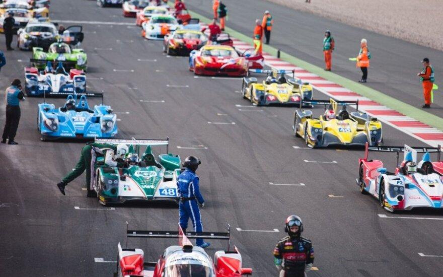 Europos Le Mano serijos lenktynėse lietuviai mokėsi iš stipriausių