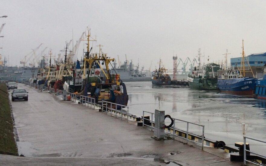 Laivai Vilhelmo kanale