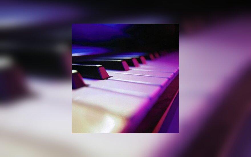 pianinas, fortepionas, groti