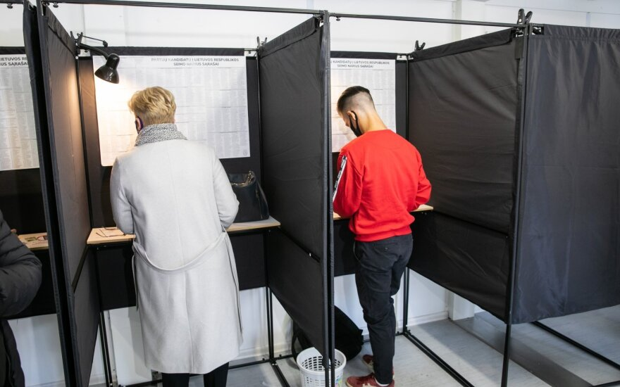 Nausėda: it's essential to ensure that voters can use their right to vote