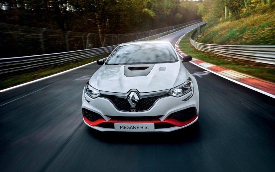 """""""Renault Megane R. S. Trophy-R"""""""