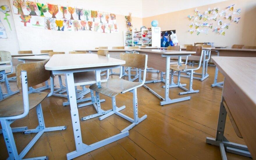 Grubliauskas: Klaipėdoje mokiniai šiais metais į mokyklas negrįš