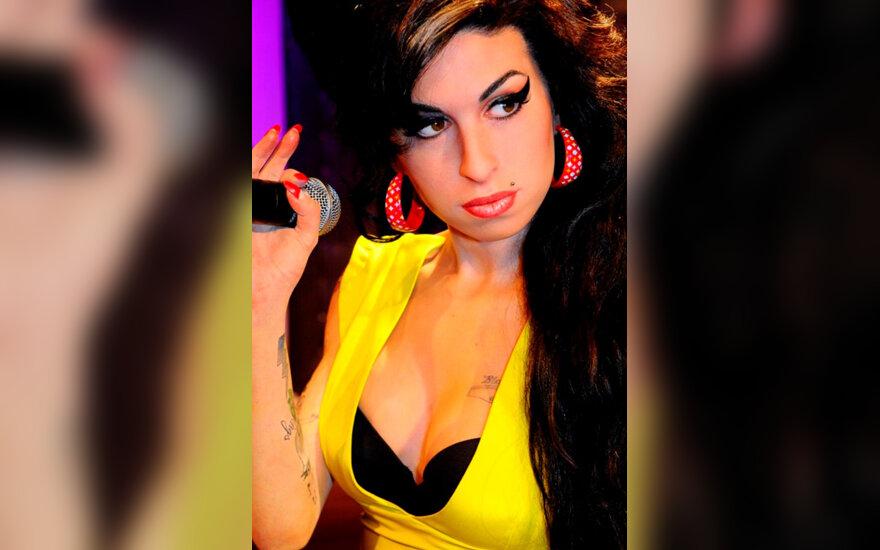 Amy Winehouse vaškinė figūra