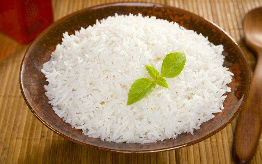 Suteiktas leidimas auksiniams ryžiams, kurie gali išgelbėti daugybę vaikų