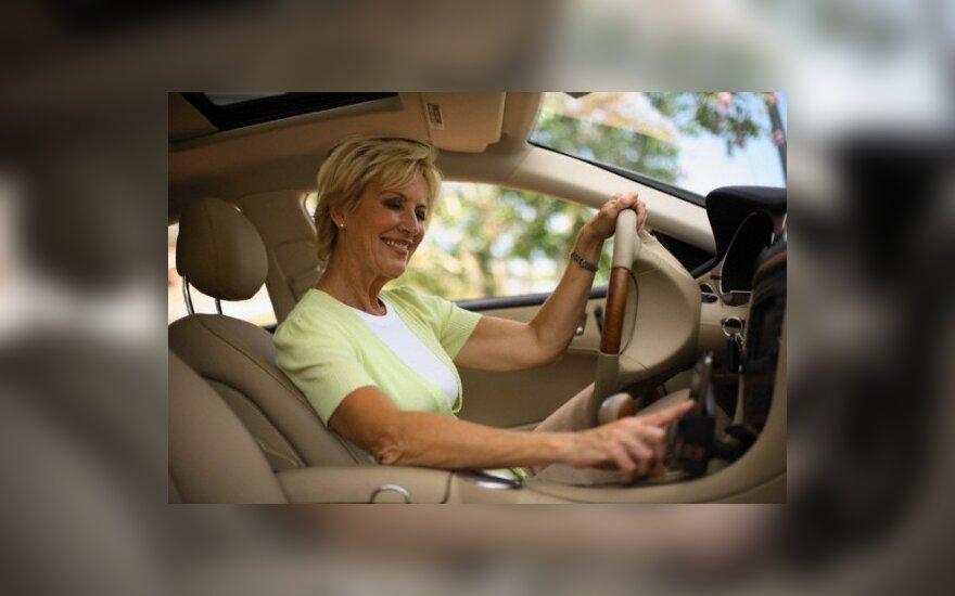 (Ne)saugūs aromatai automobilyje